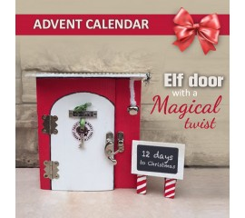 Advent Calendar - Magical Elf Door