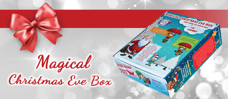 Magical Christmas Eve Box