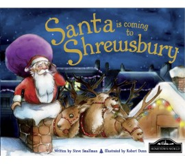 Santa Is Coming To Shrewsbury