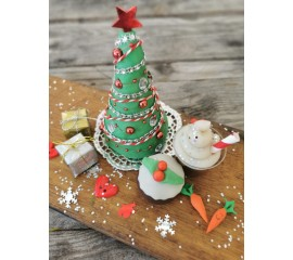 Christmas Playdough set