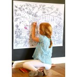 Giant Colouring Posters - Easter theme