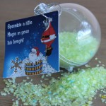 Bath Time Christmas Salts