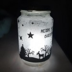 Christmas Night Light!